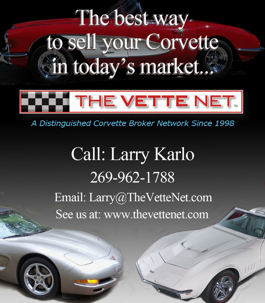 The Vette Net AD KZOO