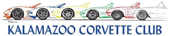Kalamazoo Corvette Club Logo