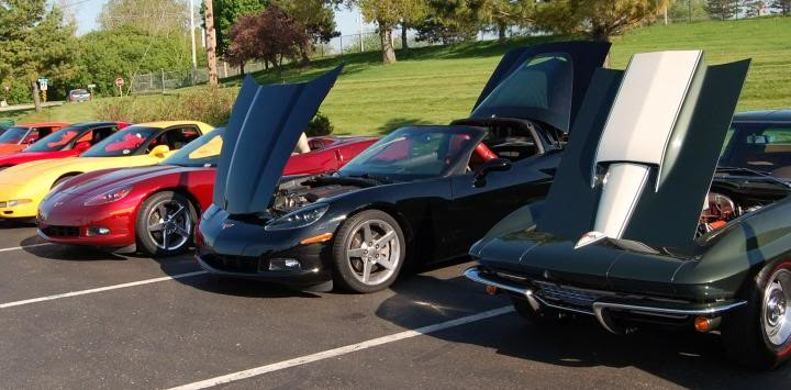 Vicksburg Mi Car Show