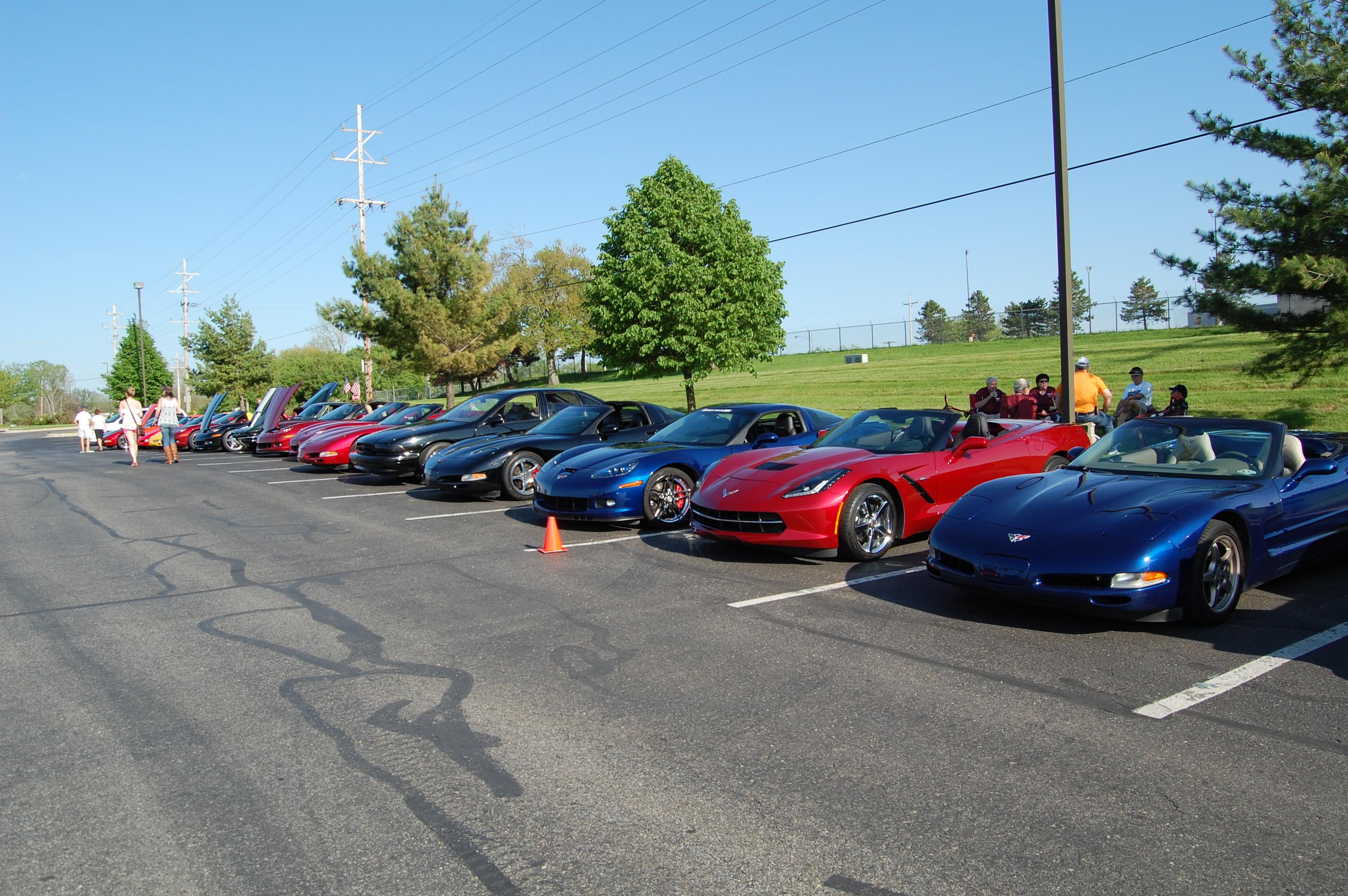 Kalamazoo Michigan Car Show