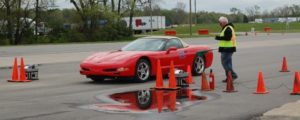 CORVETTES ONLY  AUTOCROSS @ Schoolcraft Training Center | Livonia | Michigan | United States
