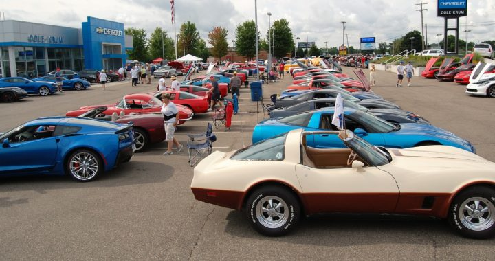 Rd Annual Cole Krum KCC All Chevy Car Show Kalamazoo Corvette Club - Kalamazoo michigan car show
